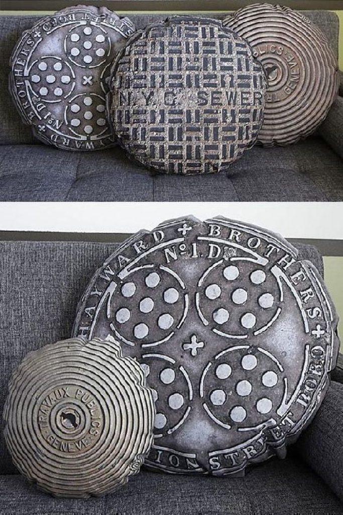 nietypowe poduszki dekoracyjne