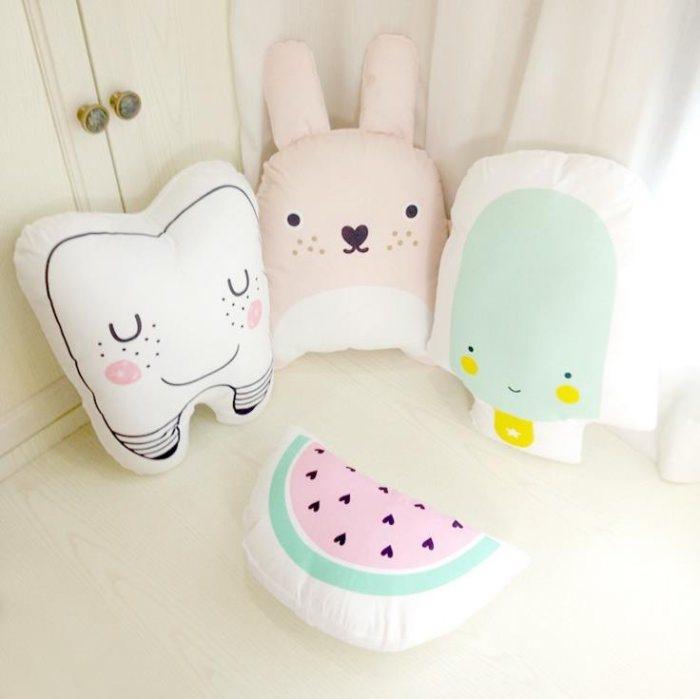 nietypowe poduszki