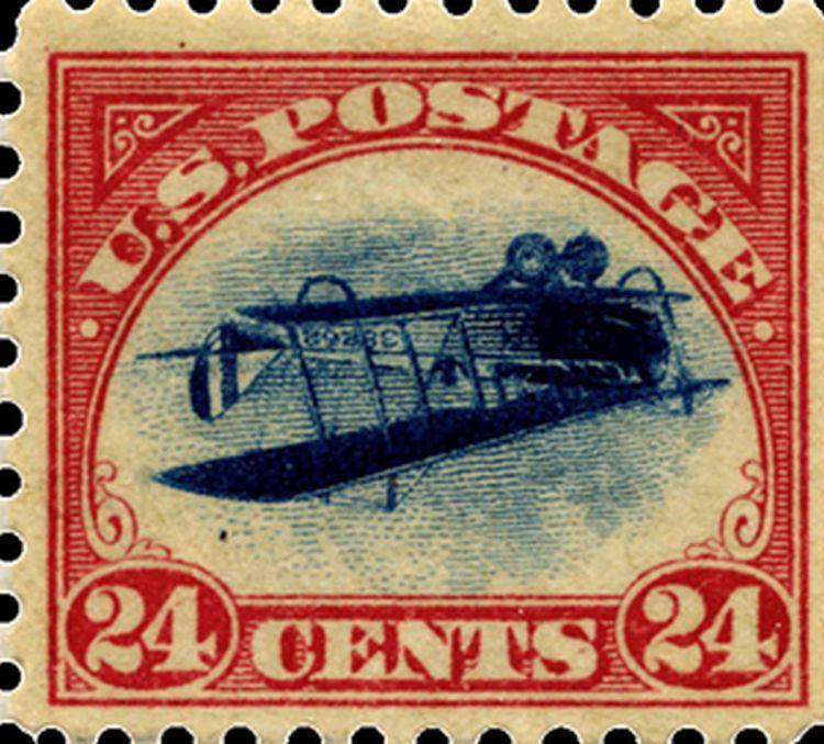 znaczek pocztowy usa