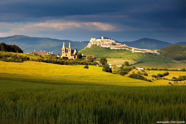 Co warto zobaczyć na Słowacji - Wielki Zamek Spiski