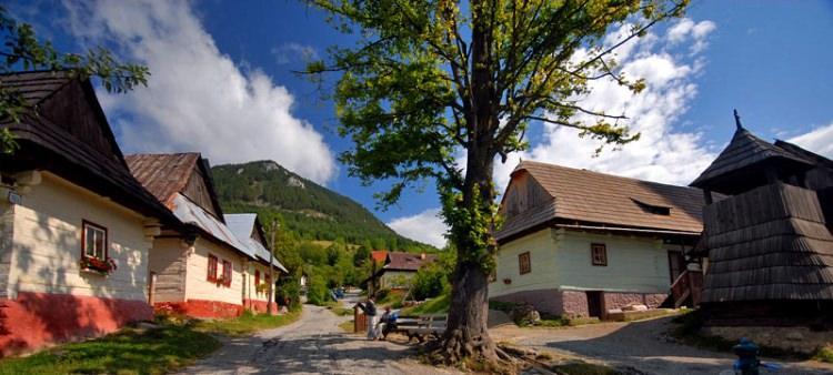 Vlkolínec Słowacja