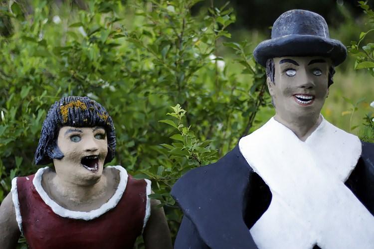 Park rzeźb w Finlandii