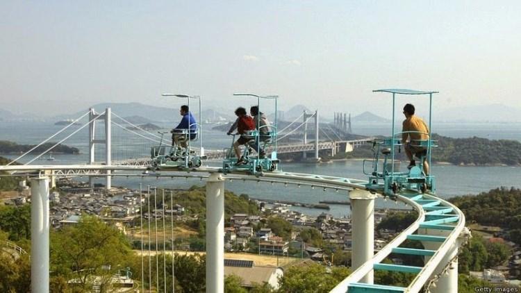 Skycycle w Japonii