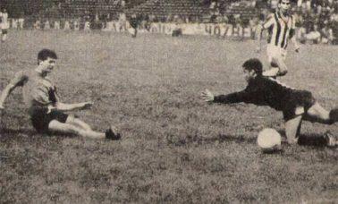 wojna futbolowa 1969
