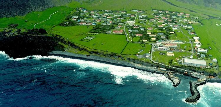 wyspa Tristan da Cunha