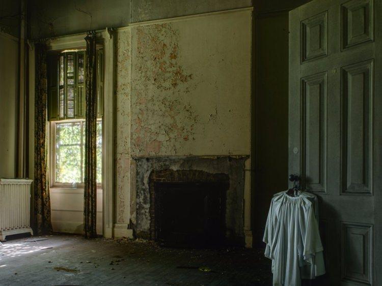 Opuszczona szkoła