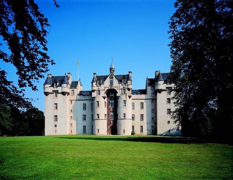 Zamek w Fyvie