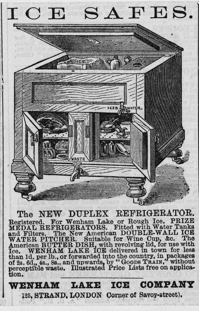 Prototyp urządzenia Williama Cullen