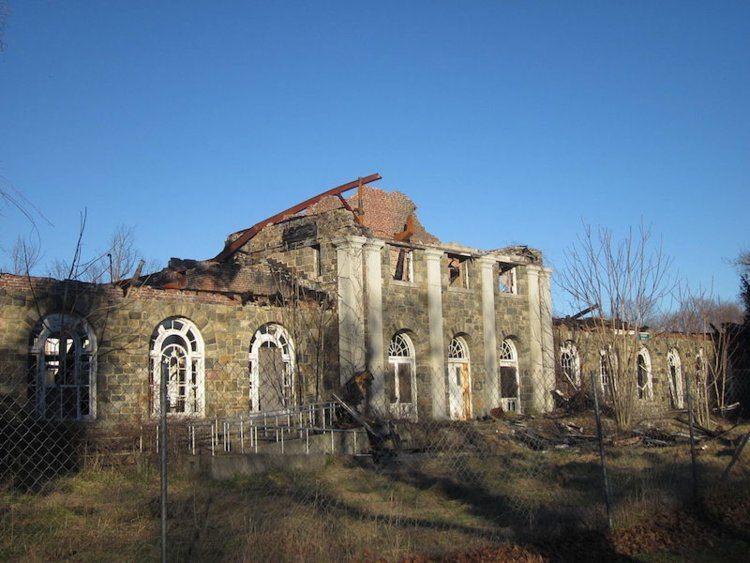 Letchworth opuszczony szpital