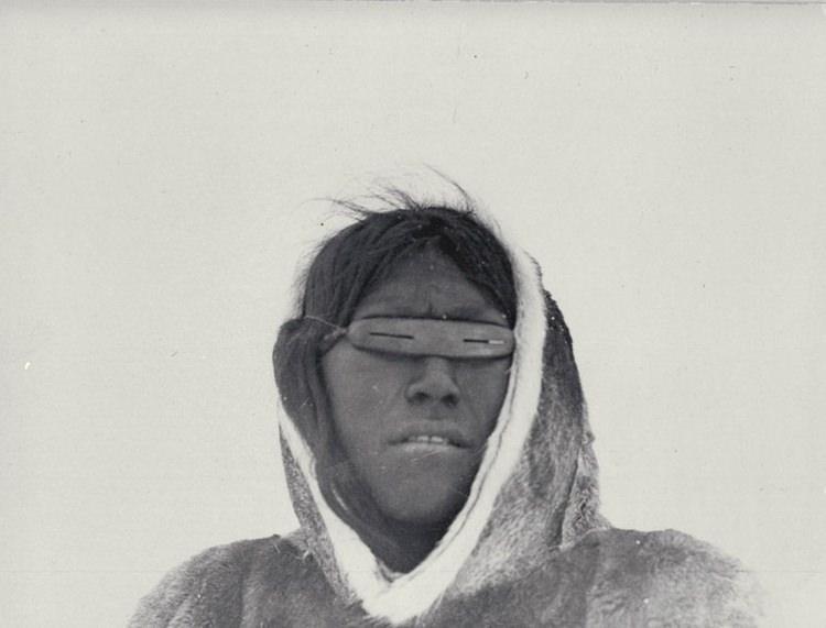 Okulary używane przez Eskimosów