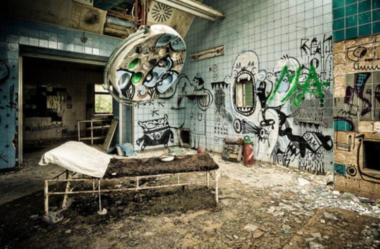Wojskowy szpital, Beelitz