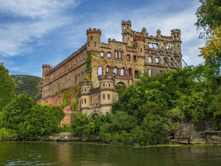 Opuszczony zamek Bannermana