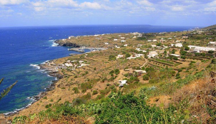 Wyspa Pantelleria we Włoszech