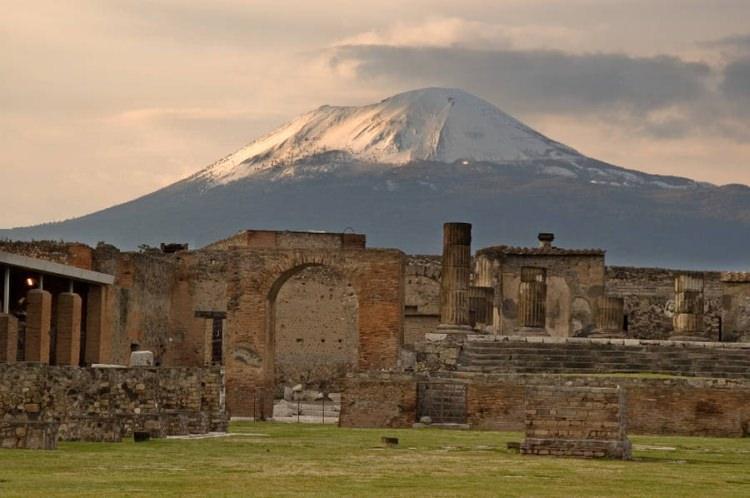 Pompeje dzisiaj