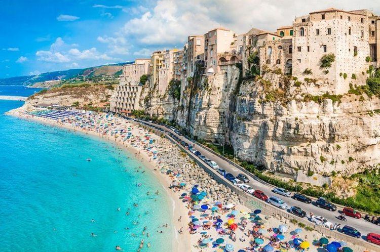Tropea Włochy Calabria