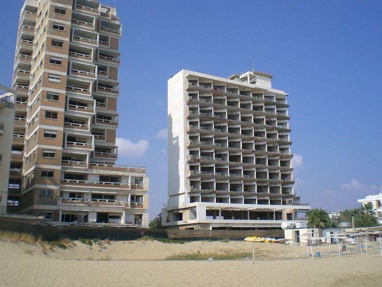 Opuszczone hotele Varosha, Cypr