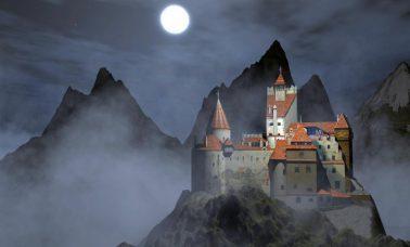 Zamek w Branie