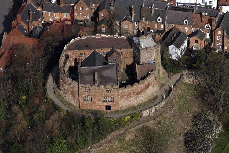 Zamek w Tamworth
