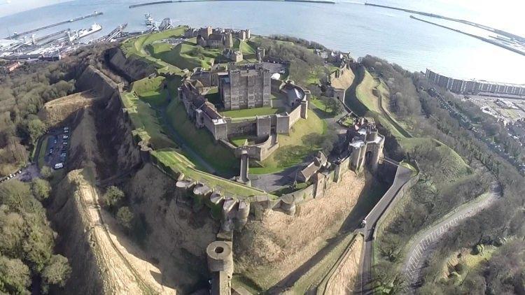 Zamek w Dover