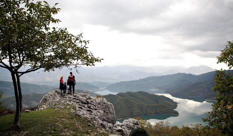 Albania - góry