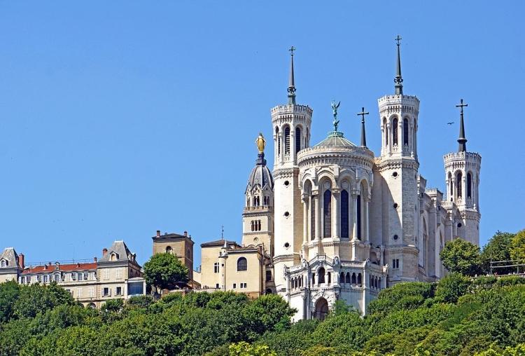 Bazylika Notre-Dame de Fourvière