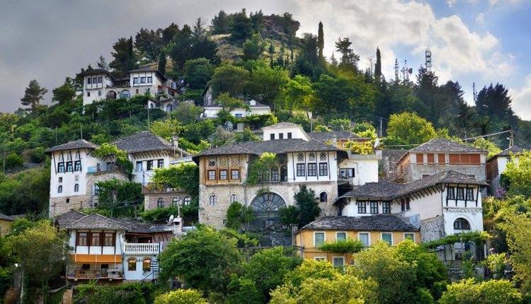 Gjirokastra – zabytkowe miasto
