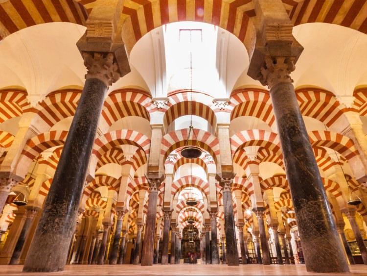 mezquita kordoba