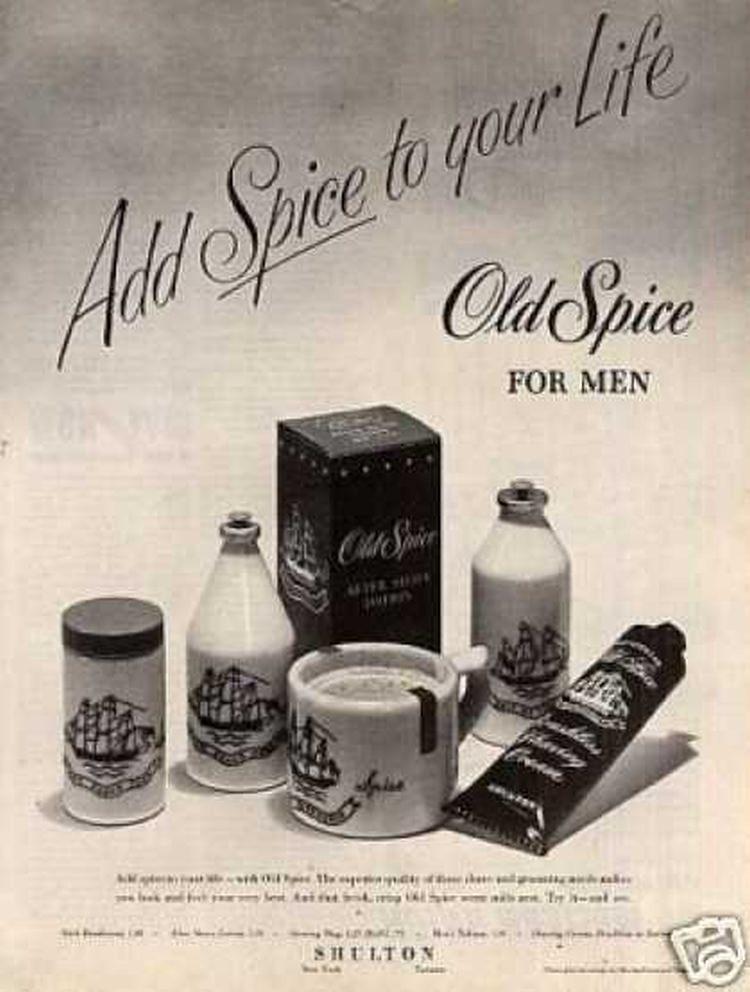 Old Spice dla mężczyzn