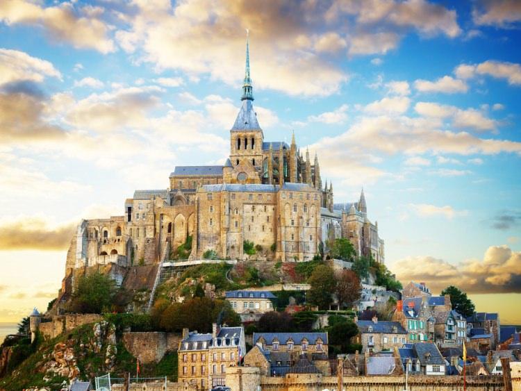 Opactwo św. Michała Archanioła na Mont-Saint-Michel