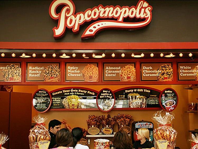 sklep popcornopolis w USA
