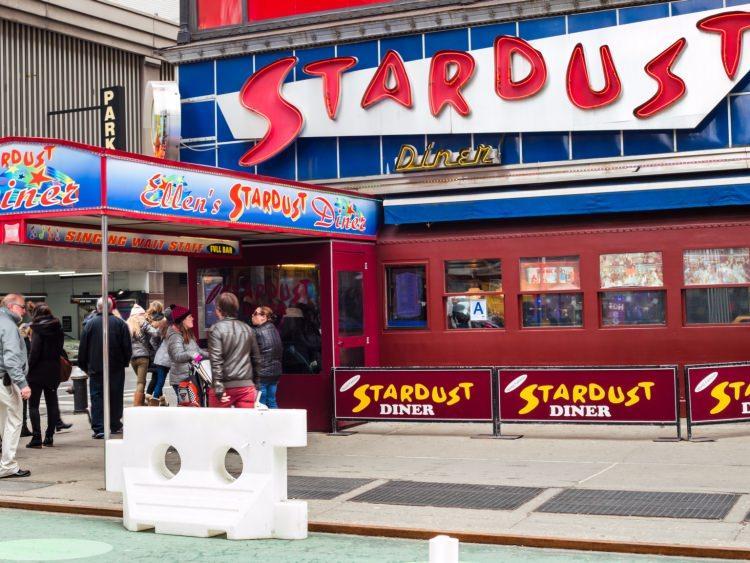 restauracja ellens stardust diner