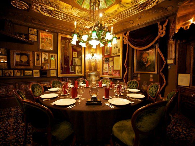 restauracja The Magic Castle