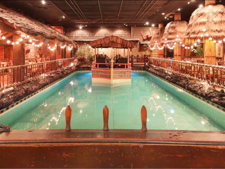 restauracja Tonga Room and Hurricane Bar