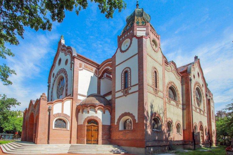 Synagoga w Suboticy