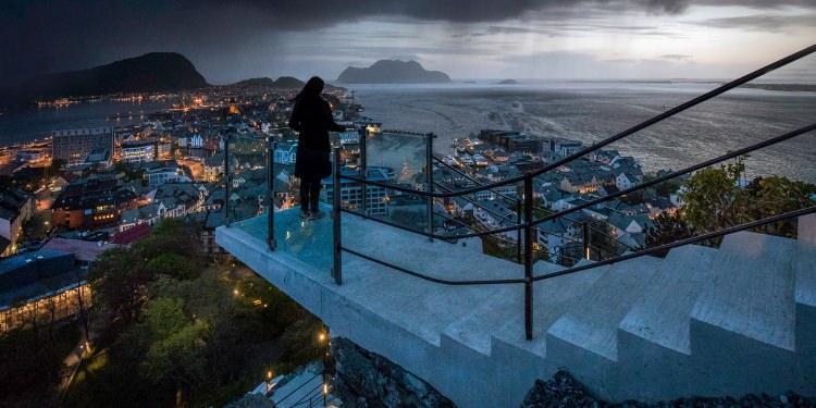 Alesund - Norwegia