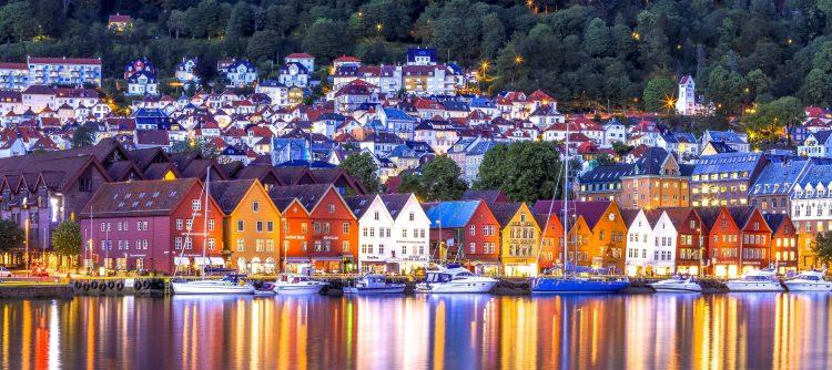 Bergen, Norwegia