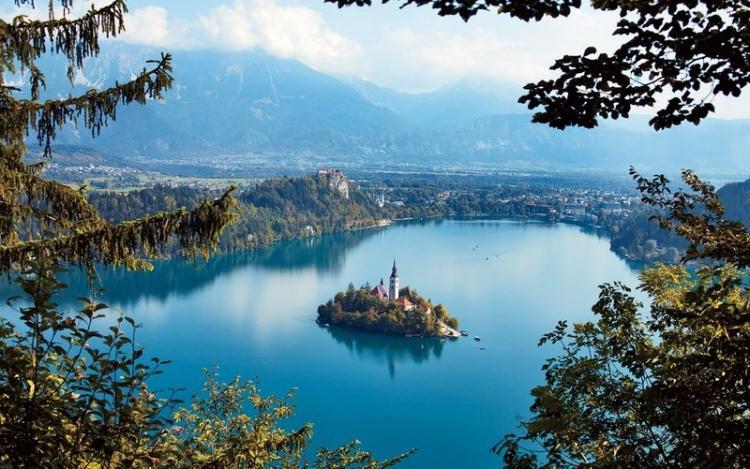 Bled w Słowenii
