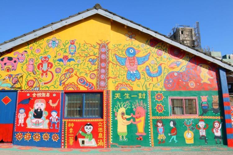 Caihongjuan, Tajwan