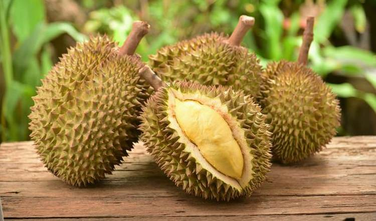 Durian - jak jeść
