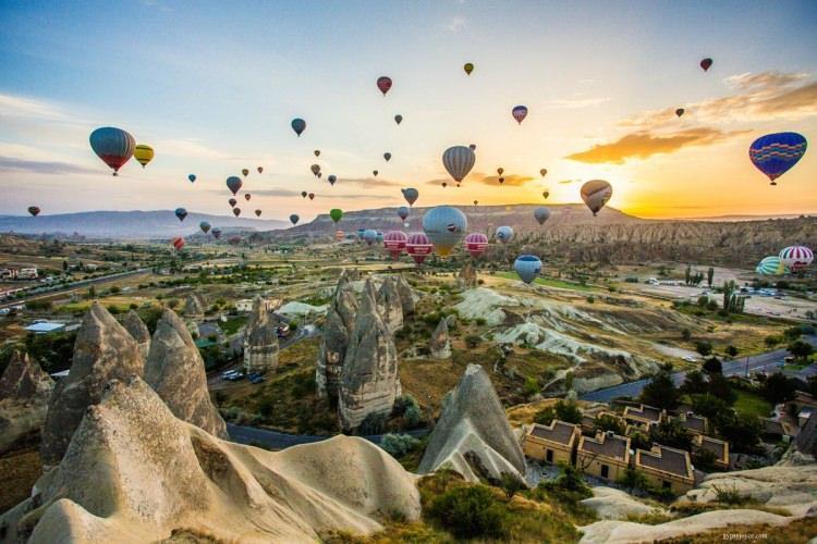 Goreme w Turcji