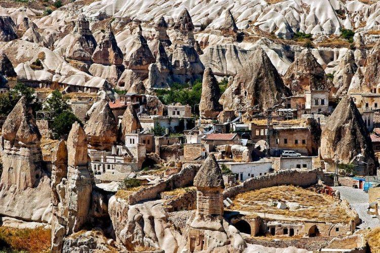 Göreme w Turcji