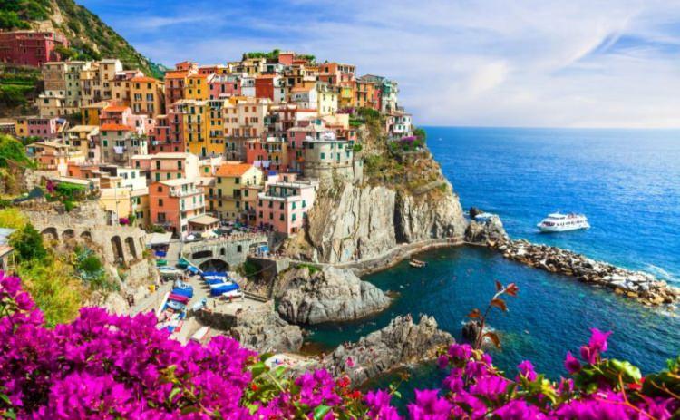 Manarola we Włoszech