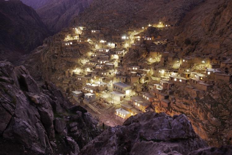 Palangan w Kurdystanie