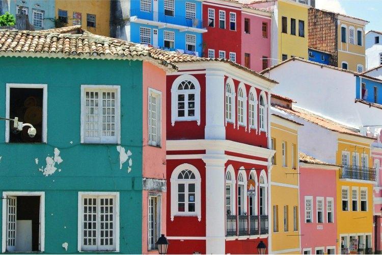 Pelourinho - kolorowa dusza Salwadoru