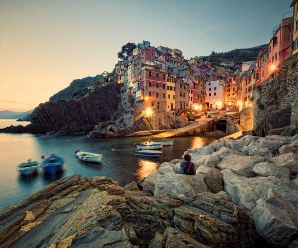 25 najbardziej kolorowych miast na świecie