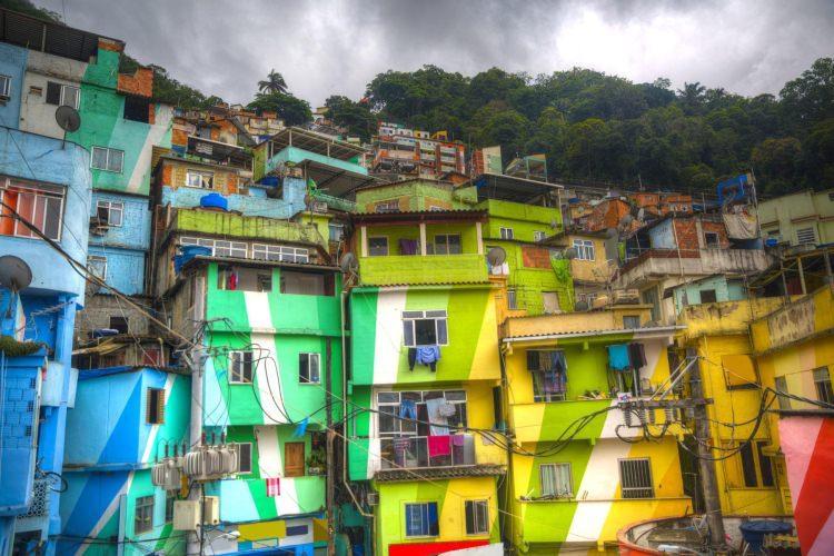 Santa Marta w Brazylii