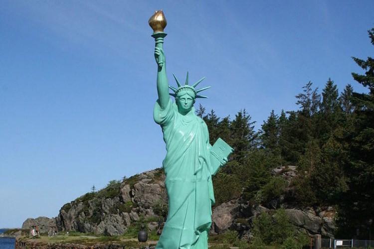 Norweska Statua Wolności