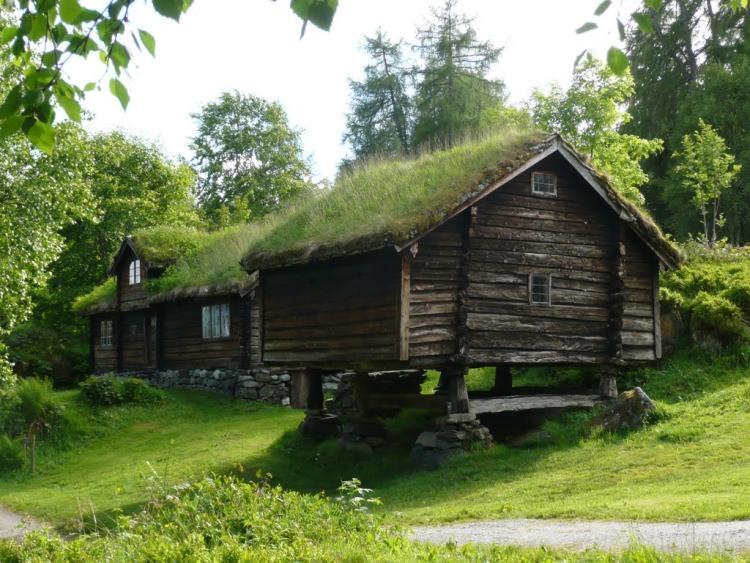 muzeum sunnmore w Norwegii