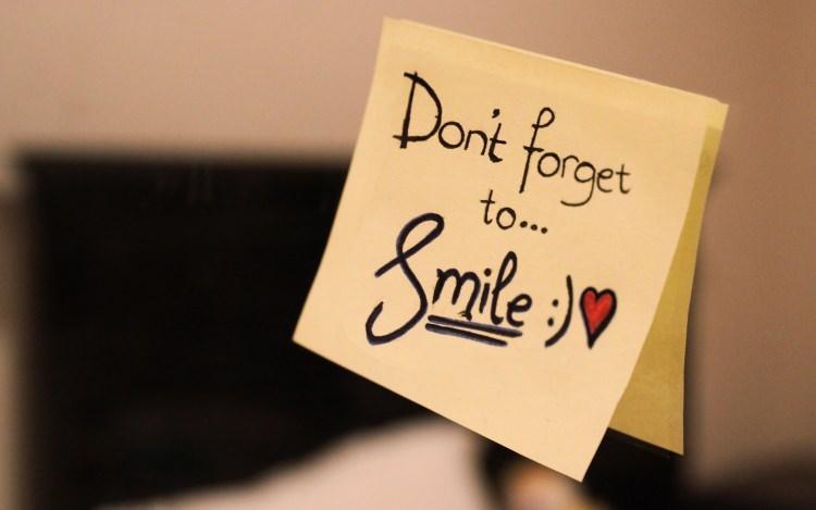 ciekawostki na temat uśmiechu