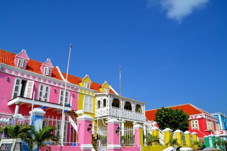 Willemstad - kolorowe miasto